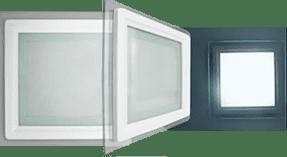 Светильник ATRUM квадрат