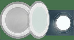 Светильник ATRUM круг